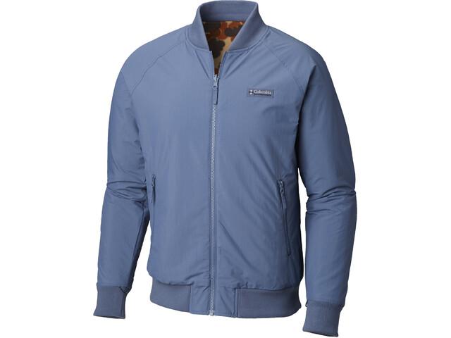 Columbia Reversatility Jacket Men dark mountain, buffa